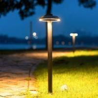 芝生ランプ