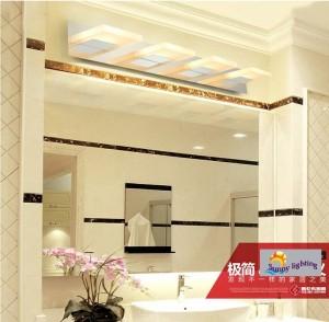 浴室ledウォールランプ室内照明3-4ピースノベルティミラーライト現代ledウォールライト寝室の壁取り付け用燭台ランプ