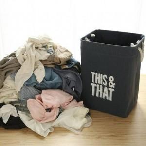 布収納バケツ邪魔洗濯バケツ汚れた服収納バスケット汚れた服洗濯かごランドリー収納