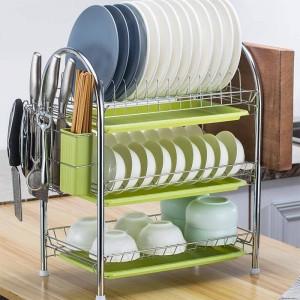 収納アクセサリー冷蔵庫ククニアMutfak Malzemeleri皿水切り料理Cozinhaキッチンオーガナイザーキッチンラック