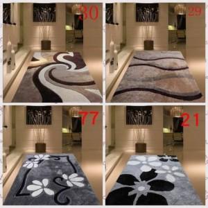 暗号化肥厚鮮やかなシルクのリビングルームのコーヒーテーブルの寝室のベッドサイドのカーペットシンプルでモダンな北欧スタイルのパターンカーペット