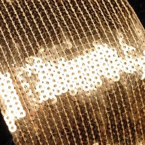 ハオジョイクリエイティブスーパー高級スパンコールベルトゴールドベルベット生地弓結び目デザインクッションソファベッドホームモデルルームの装飾