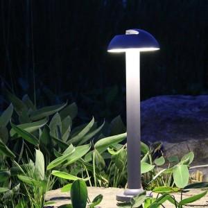 Luce Lamp Outdoor Lamp Lampara Decor Ogrodowa LED Decoracion Garden Exterior Garden Light Outdoor Lawn Lamp
