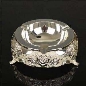 金属製灰皿、家の装飾・事務用品、美しい人格装飾品