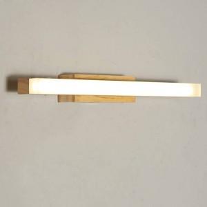 現代のミラーランプ防水壁ランプ40センチ60センチ80センチミラーライト高品質壁掛け浴室AC 220 v入力白6000 k