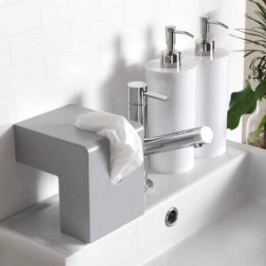 北欧ティッシュボックスクリエイティブコンテナデザインプラスチック家の浴室ナプキン紙コンテナ紙タオルナプキンケース家の装飾