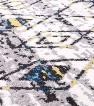 シンプルでモダンな北欧の幾何学的な抽象的なリビングルームのテーブルの寝室のカーペットの結婚式の部屋フルベッドサイドの毛布ins部屋blanke't
