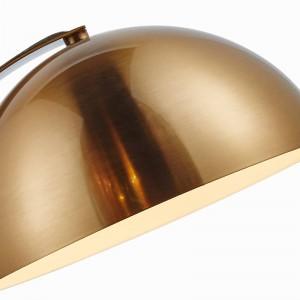 シンプルなテーブルランプ現代ゴールドプレートメタルカラーデスクランプ装飾ランプクリエイティブE27 3ワットled電球ノルディックライト